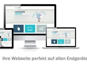 Die passende Webseite für das mobile Web